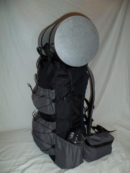 Black Bomber Backpack