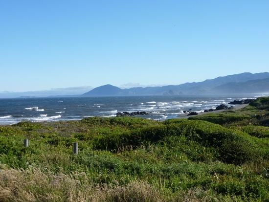 Pacific Coast near Gold Beach OR