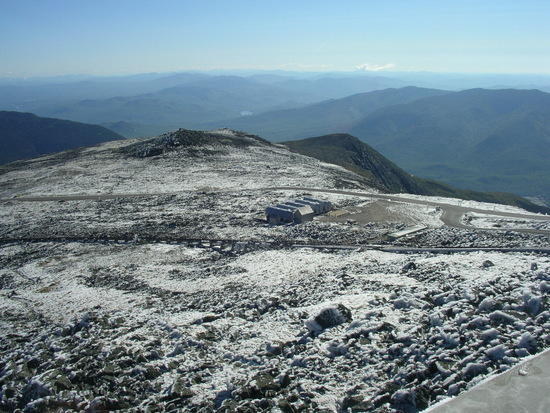 Mount Washington June 4 2011