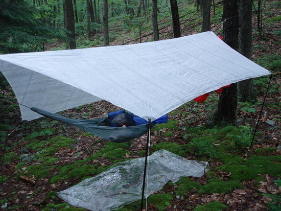 Lawson Equipment HexaLite Tarp