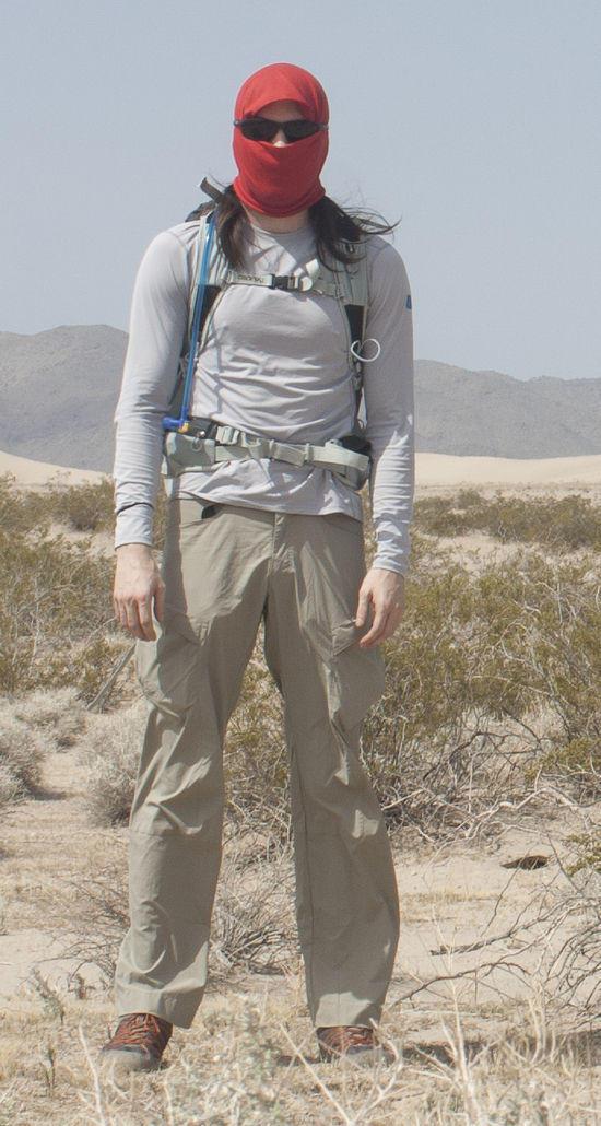 American Bedouin - Death Valley