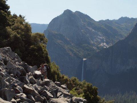 Climbing Rockslides