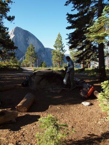 Snowcreek camp