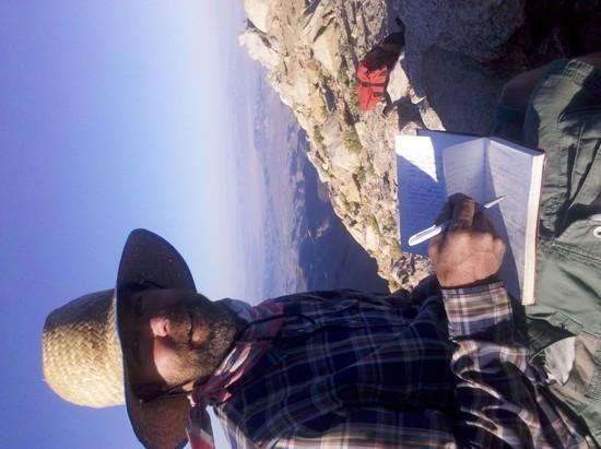 Scott on Boundary Peak