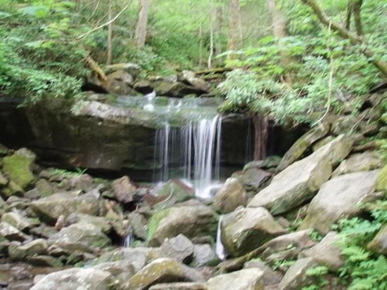 Bad Waterfall