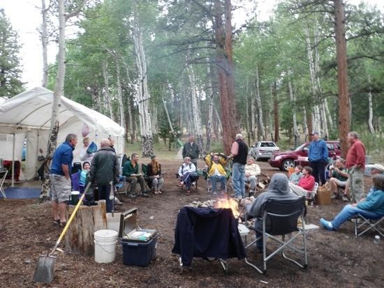 CTF trail crew