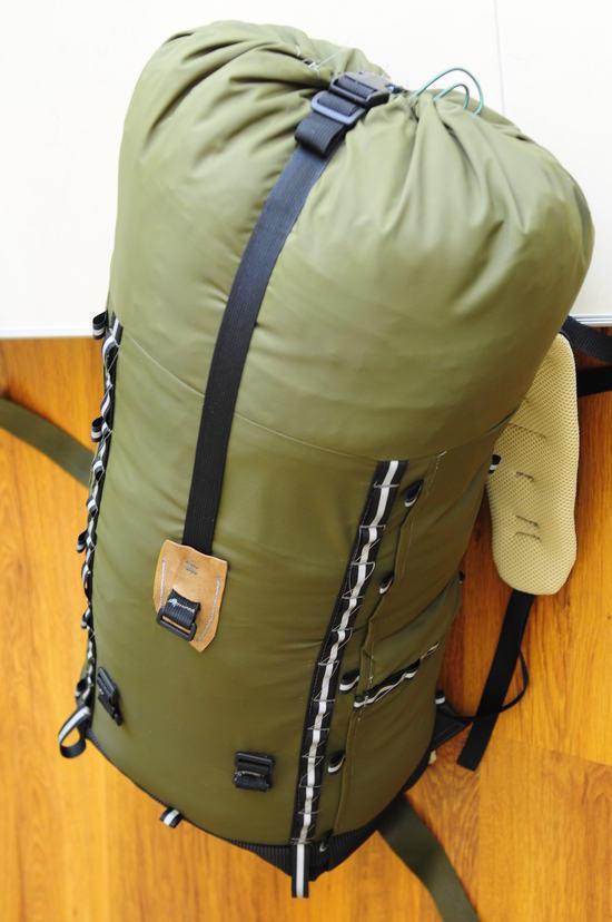 myog backpack