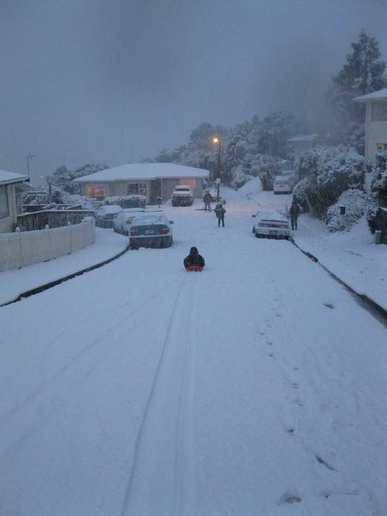 Wellington Snow 2
