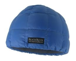 Cobalt Blue Black Rock Hat