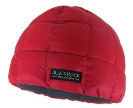 Red Black Rock Hat
