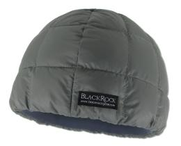 Grey Black Rock Hat
