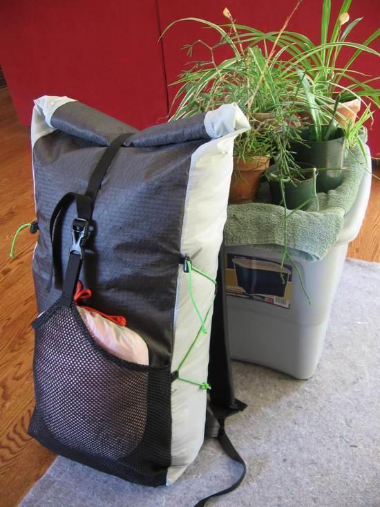 roll-top bag