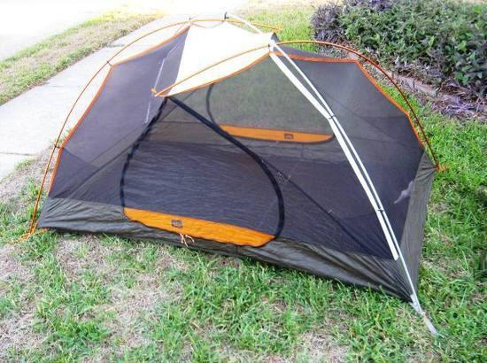 T2 Footprint and Tent