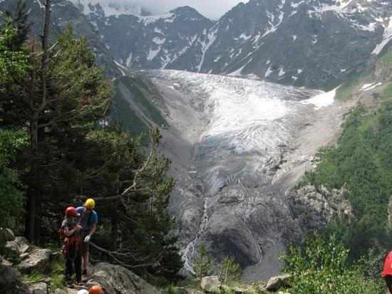 ледник КАШКАТАШ