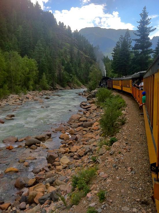 Train back to Durango