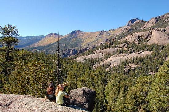 granite perch