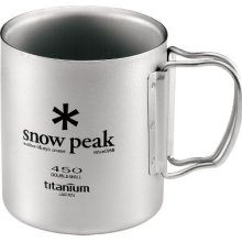 Snow Peak 450 Dbl Wall Mug
