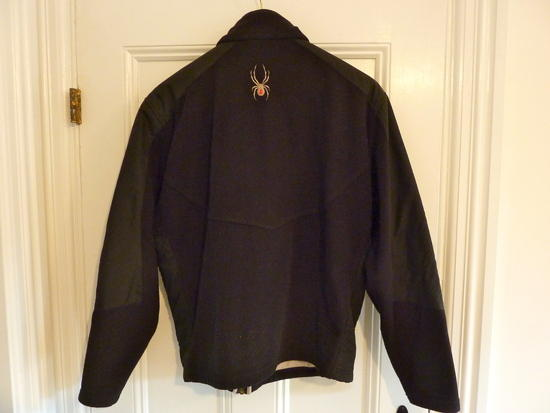 Spyder fleece - Rear