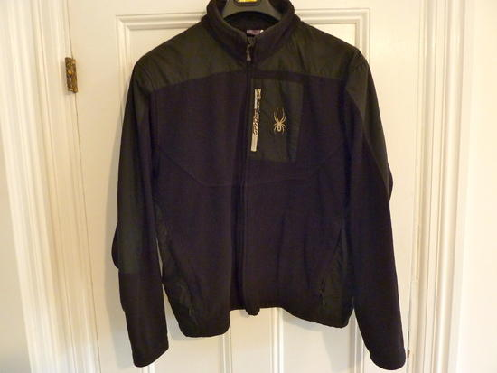Spyder fleece - Front