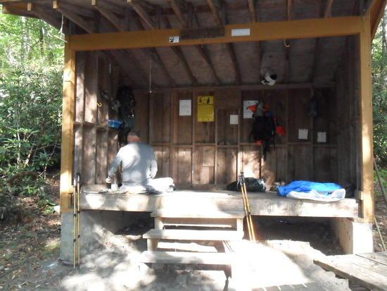 Wataugua Lake Shelter