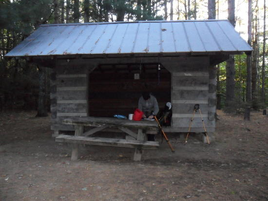Saunders Shelter