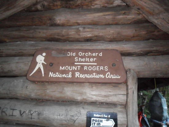 Old Orchard Shelter