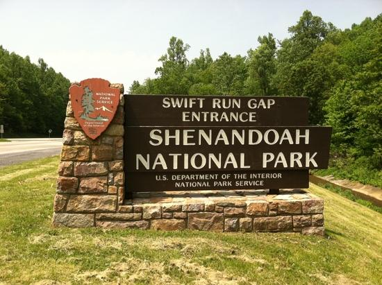 Swift Gap Entrance