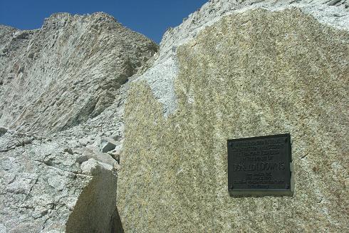 Donald I. Downs memorial