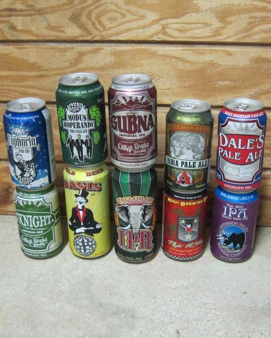 BP beers
