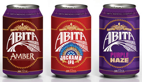 Abita in cans!