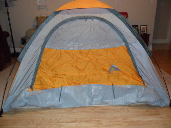 My New Ozark Trail Scout Junior Dome Tent