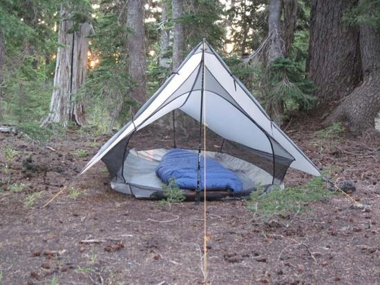 Lance Marshall's Twighlight Tent