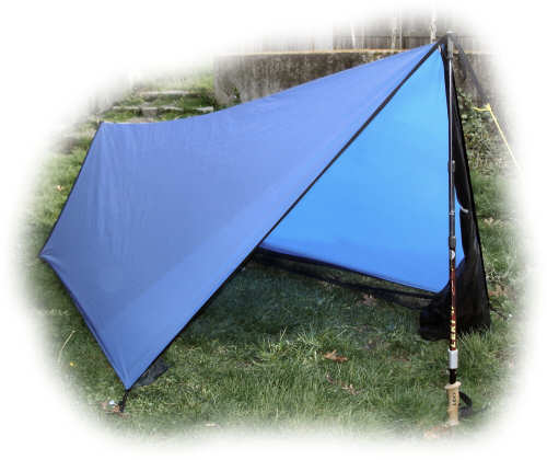 Ron Moak's Night Wing tarptent