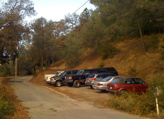 Spillover Parking