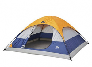 7' x 7' Ozark Trail 2 Person Dome Tent