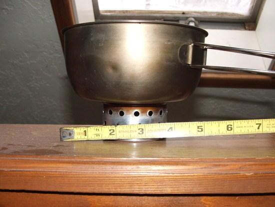 stove/pot