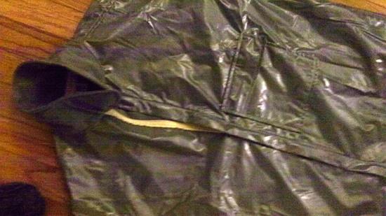 vbl shirt, pocket, collar, and full zipper