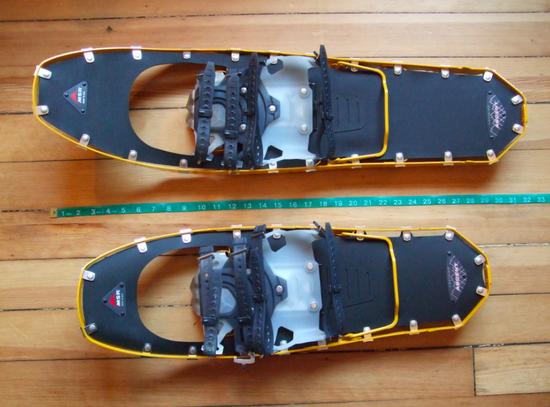 MSR Lightning Ascent 25-30 Side-by-Side