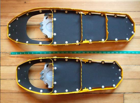 MSR Lightning Ascent 25-30 Side-by-Side Traction