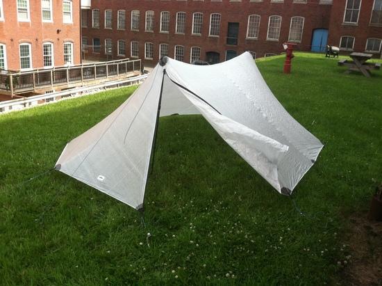 HMG Traverse Shelter