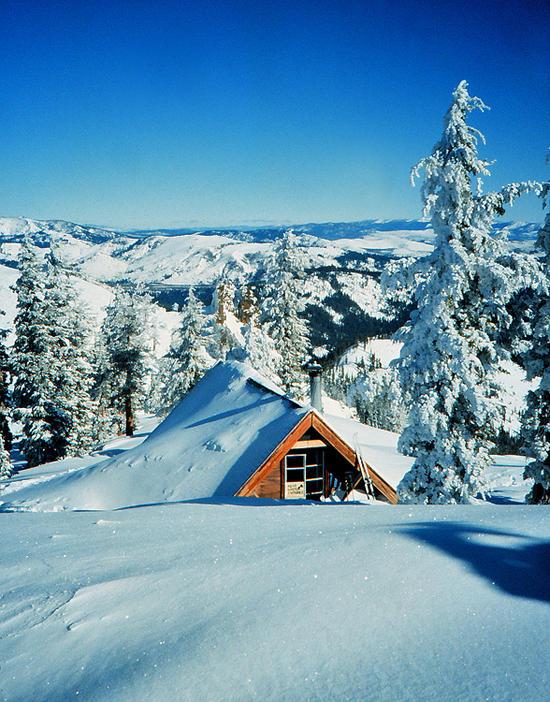 Benson Ski Hut