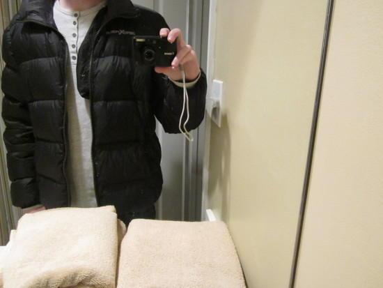 $42 Down Jacket