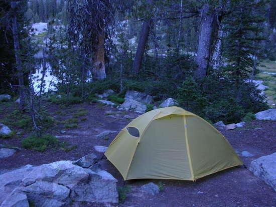 Hobbs Lake Campsite
