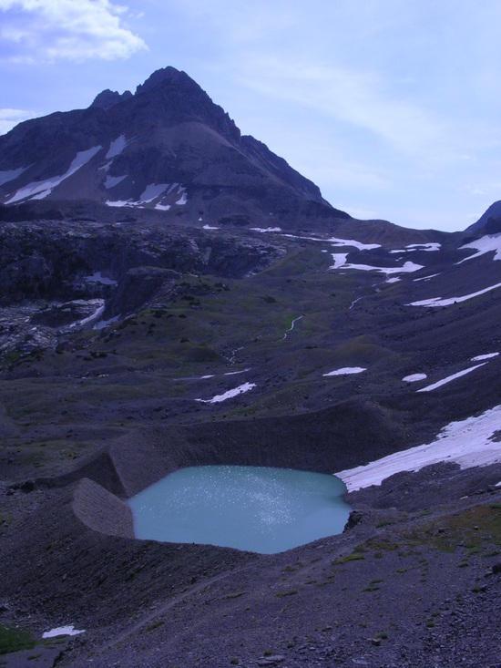 Schoolhouse Glacier