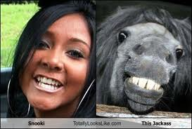 snooki monster