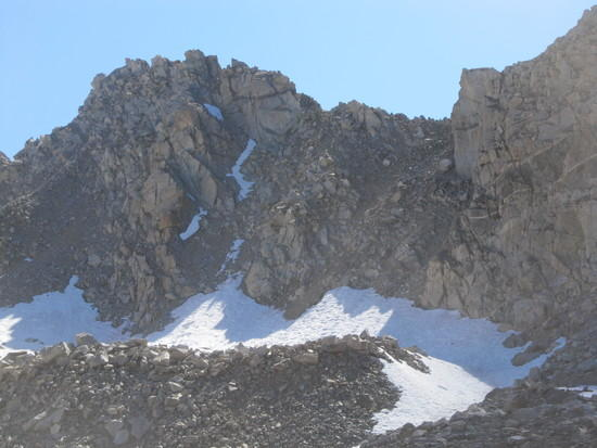Snow Tongue Pass