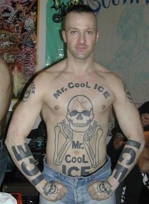 ice tattoo guy