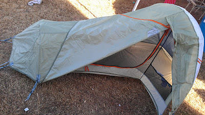 set up in my back yard & For Sale or Trade: Mountain Hardwear Sprite 1 Tent - Backpacking Light