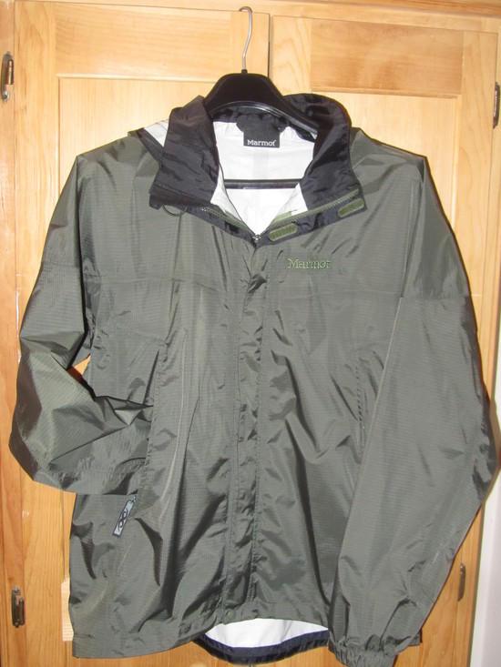 Marmo PreCip Rain Jacket