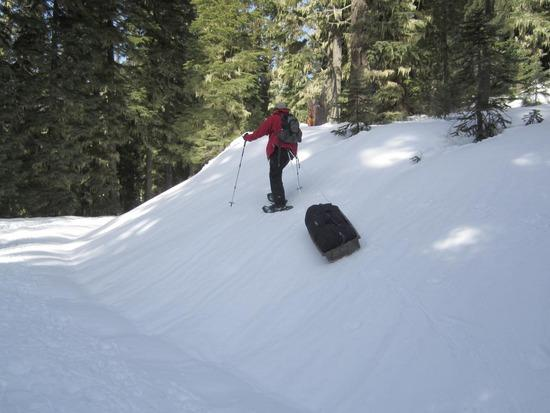 Making a Pulk and need to find right sled - Backpacking Light